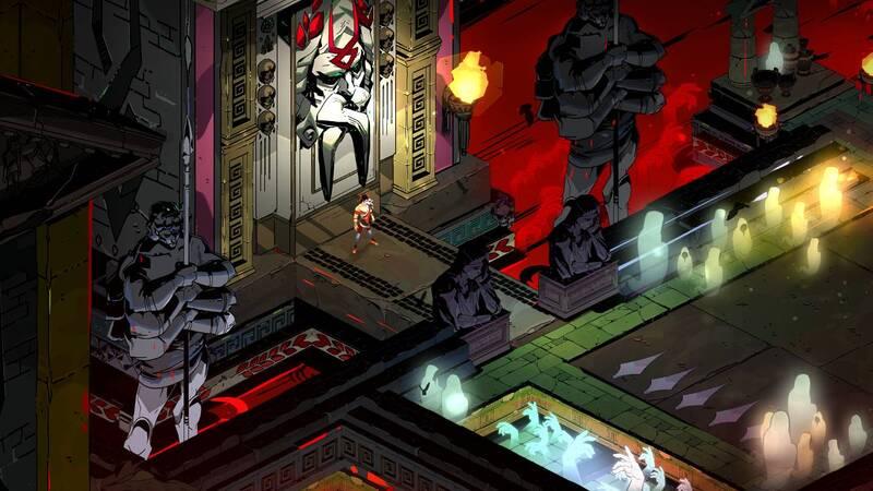 Hades, il nuovo titolo di Supergiant Games è stato annunciato ai The Game Awards 2018