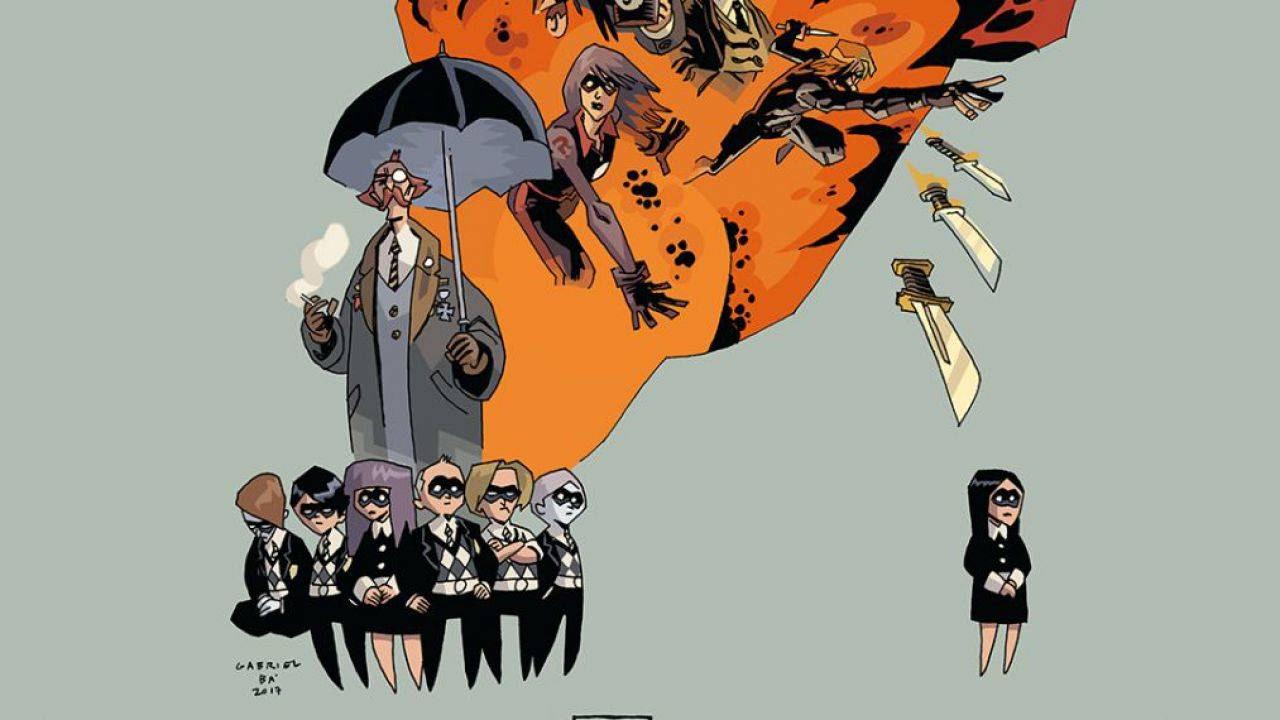 The Umbrella Academy generica