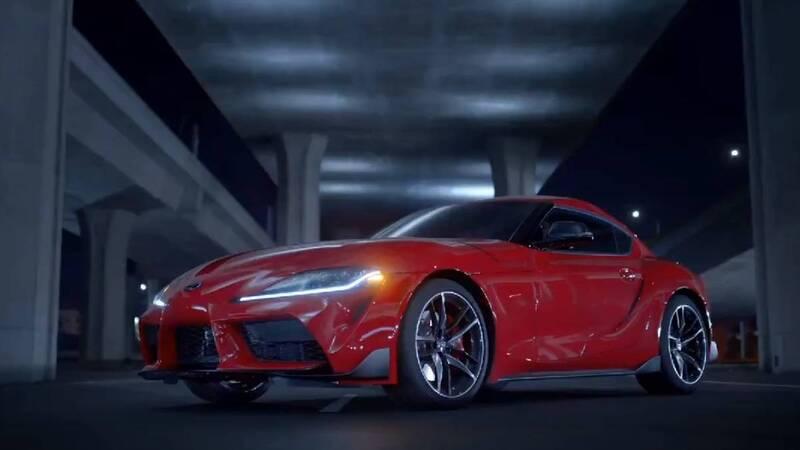 Nuova Toyota Supra: svelata per errore