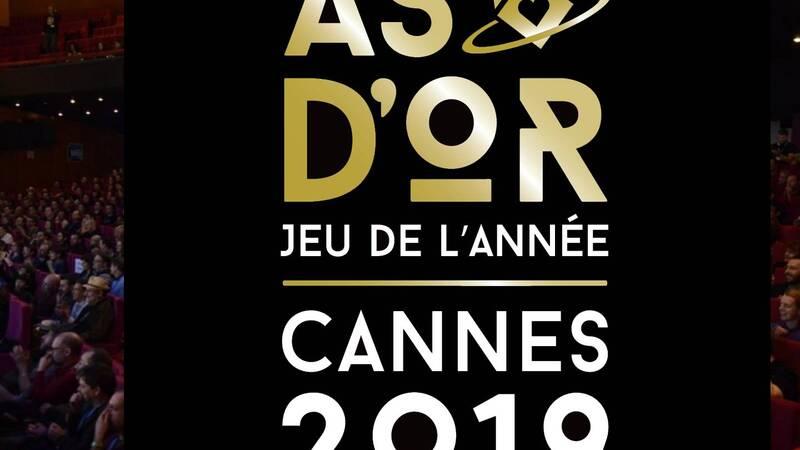 As d'Or 2019: KeyForge, The Mind e Spirit Island in cima alle nomination del premio gioco dell'anno francese