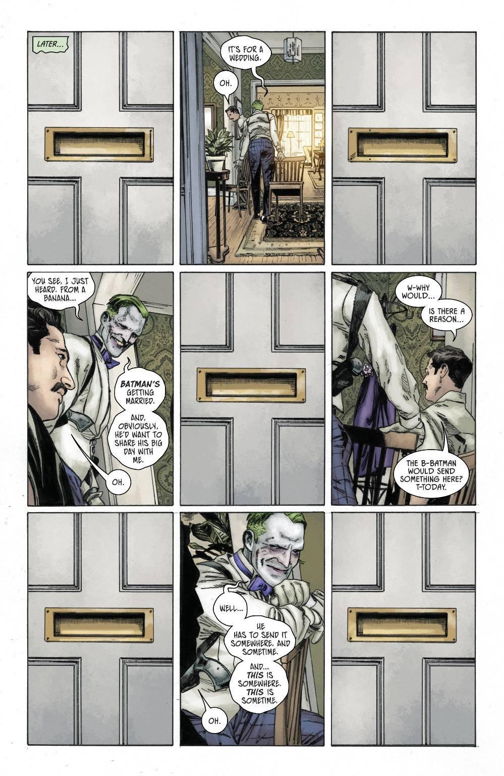 Batman Invito alle nozze