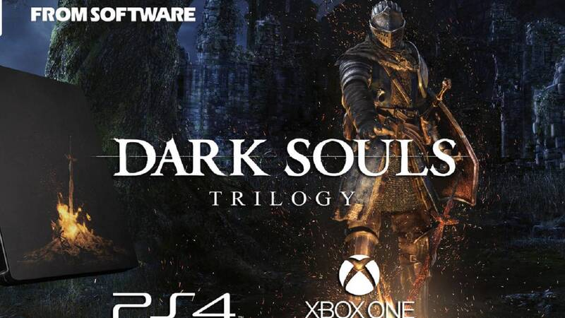 Dark Souls Trilogy: primi segnali per un arrivo in Europa