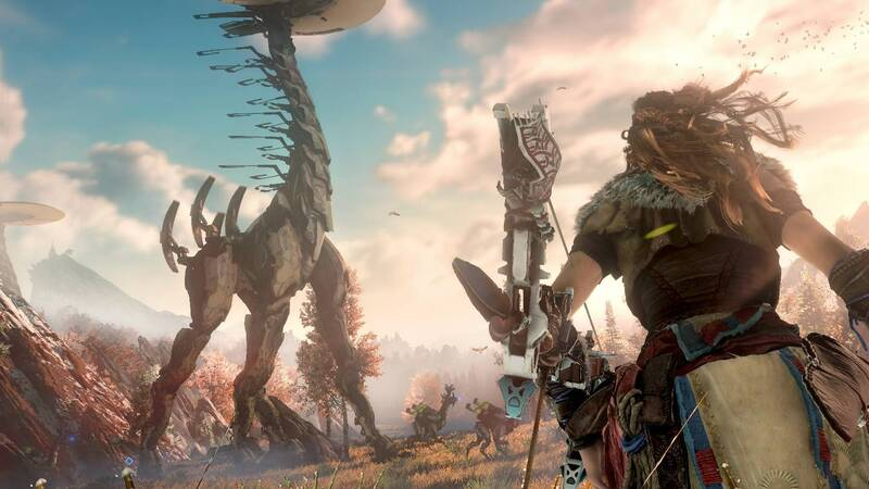 72p Horizon Zero Dawn on PC! No, it's not a typo