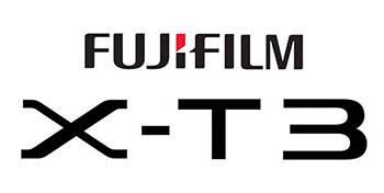 Logo Fujifilm X-T3