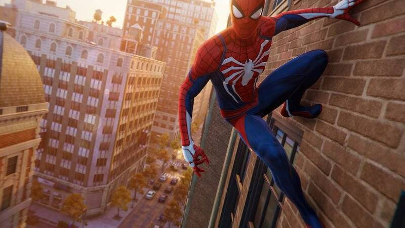 Marvel's Spider-Man 2: development at a good point? Photos seems to suggest it