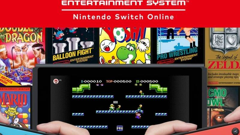 Nintendo Switch Online: after NES and SNES come the games of another console?