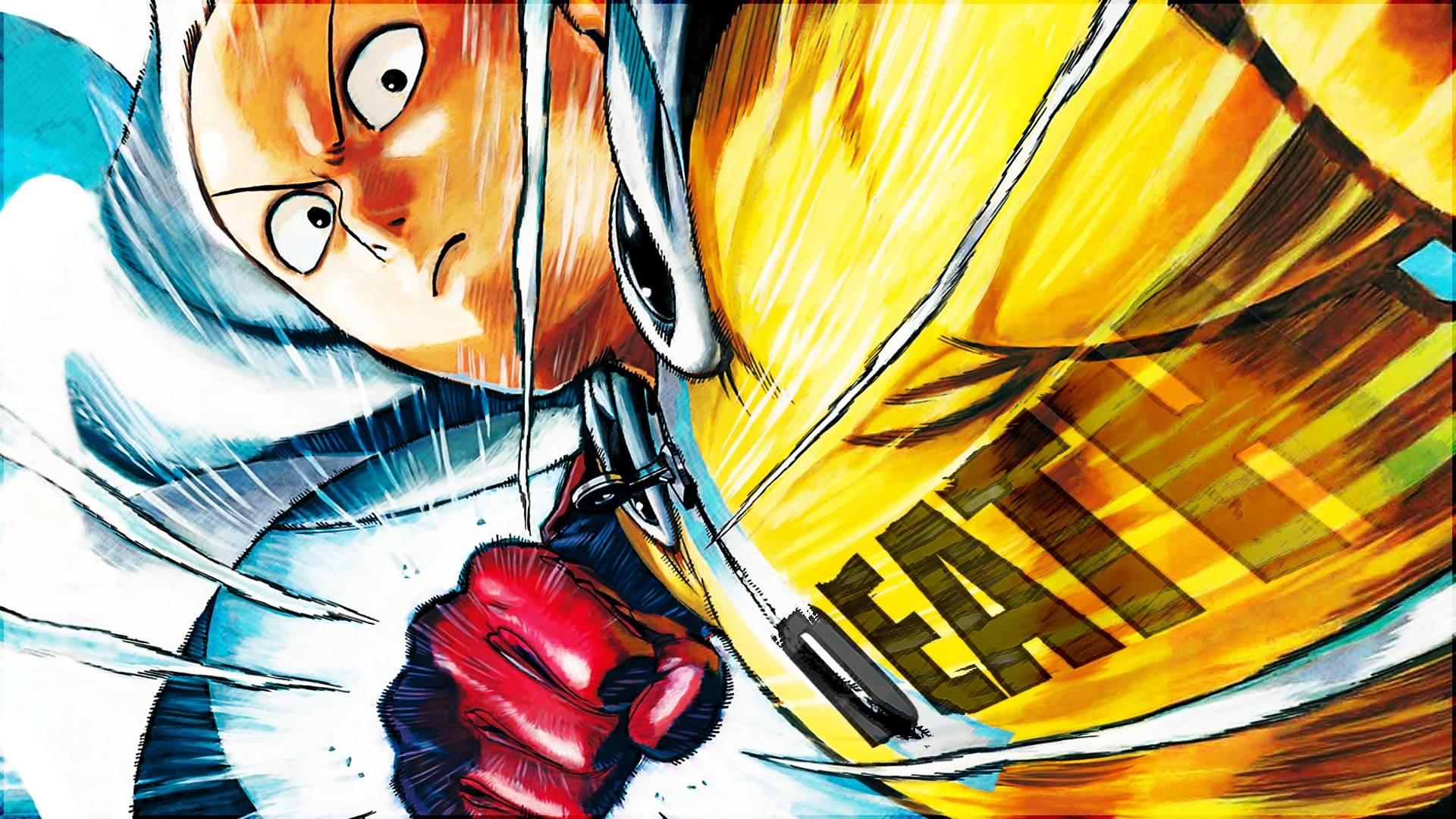 One Punch Man copertina