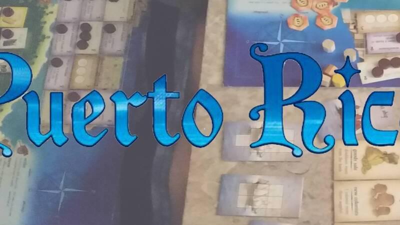 Rio Grande Games ristampa le espansioni di Puerto Rico