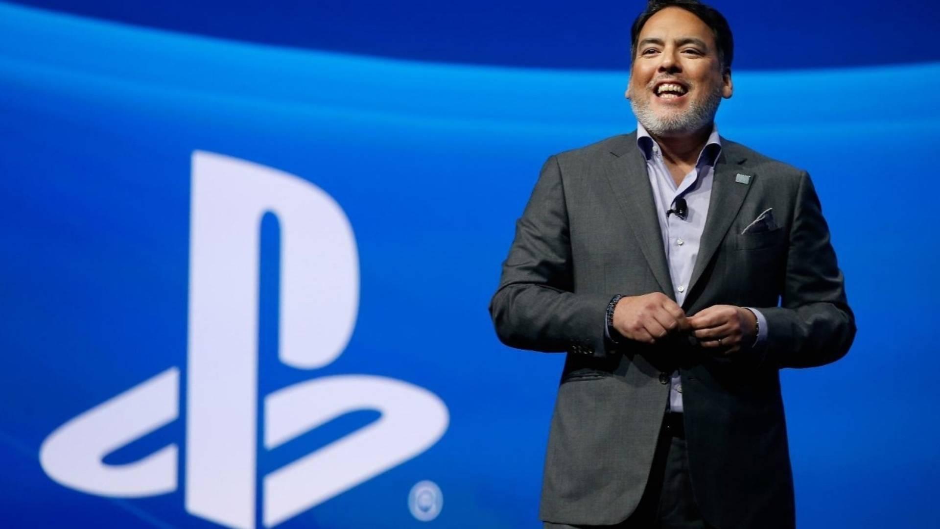 Shawn Layden Sony PlayStation