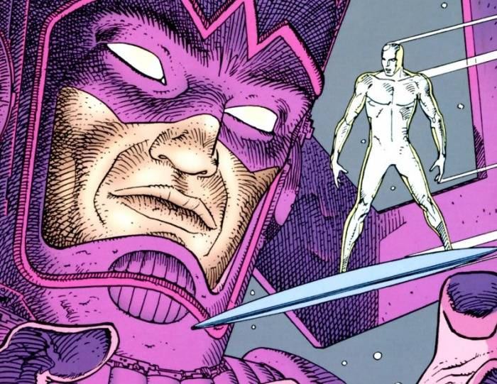 Silver Surfer Stan Lee