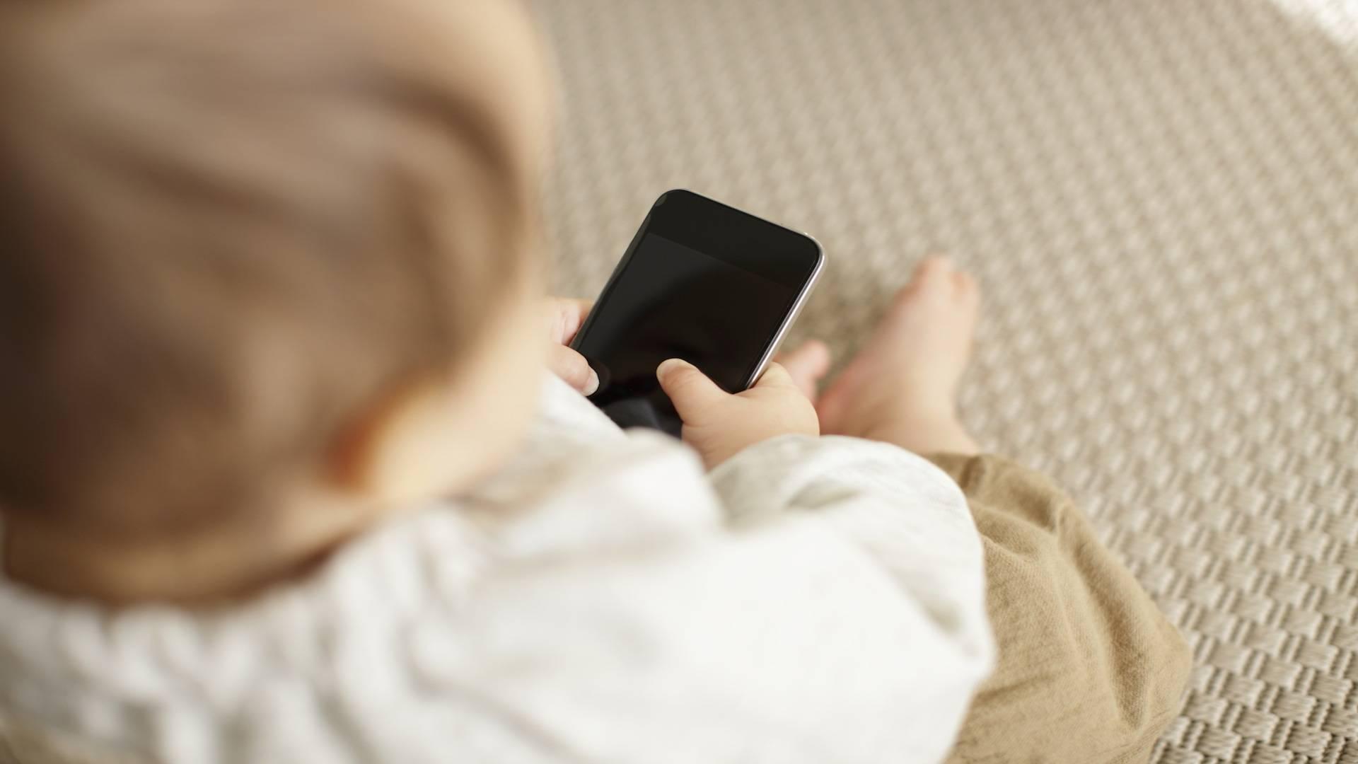 Smartphone bambino