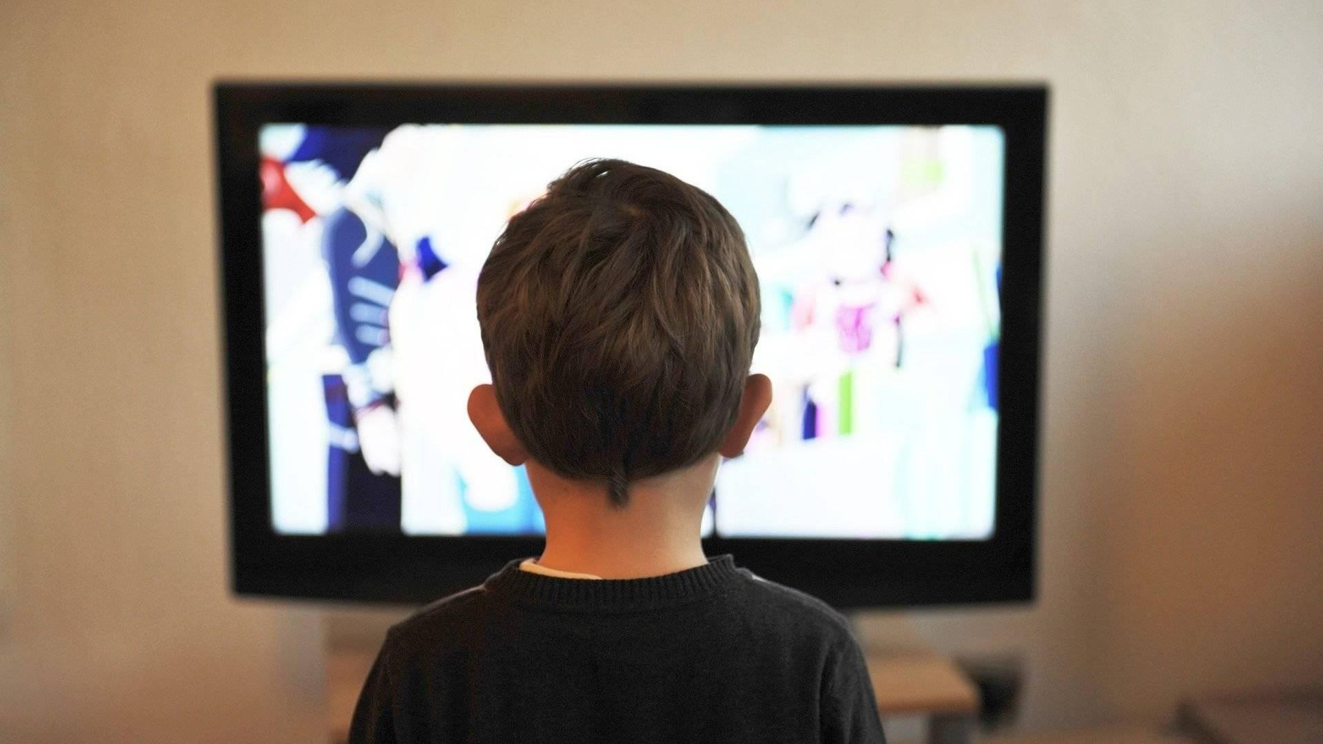 Videogames bambini schermo tv