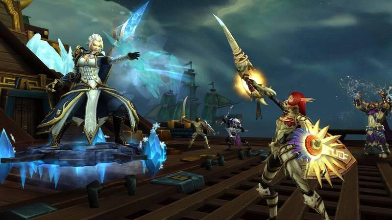 World of Warcraft: Battle for Azerot, l'incursione Battaglia di Dazar'alor e la Stagione 2 sono disponibili - Tom's Hardware