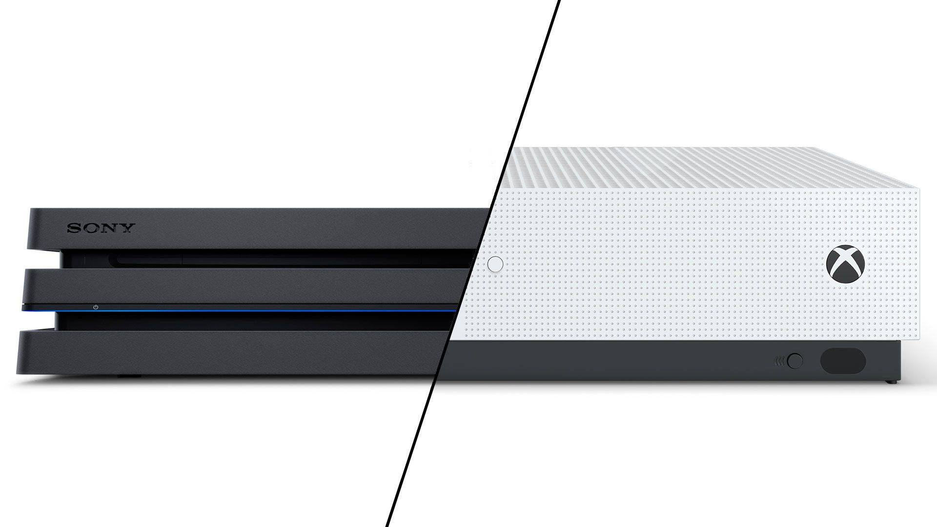 Xbox One PS4 PlayStation 4 Pro