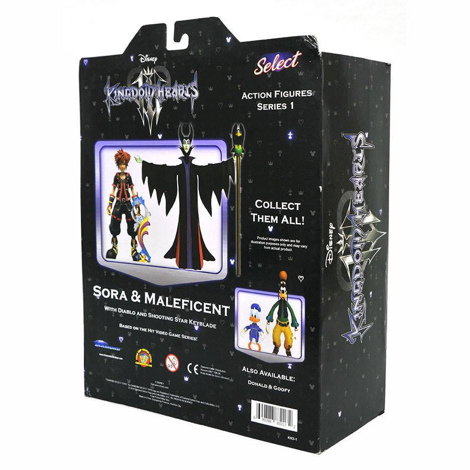 Action figures Kingdom Hearts 3
