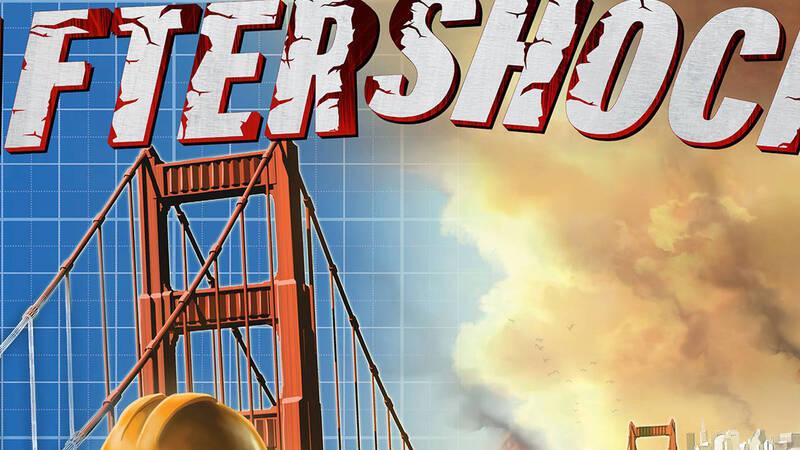 Aftershock, in arrivo un nuovo gioco dai creatori di Ticket to Ride