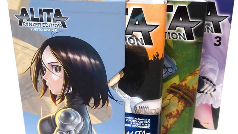 alita panzer edition  Alita Panzer Edition, recensione: l'edizione perfetta di un ...