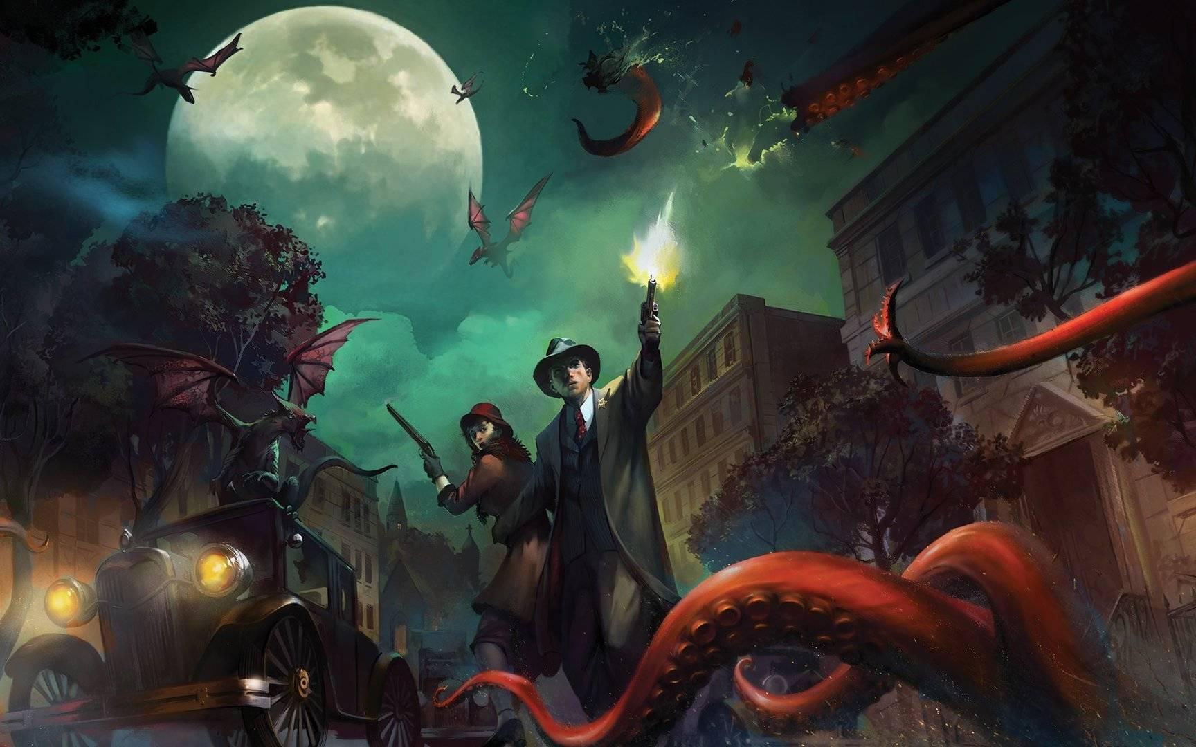 Arkham Horror – Il Gioco di Carte