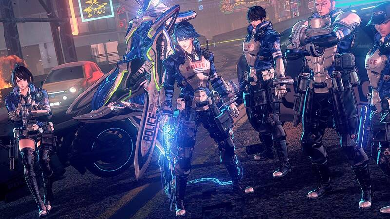 Astral Chain, Recensione Nintendo Switch