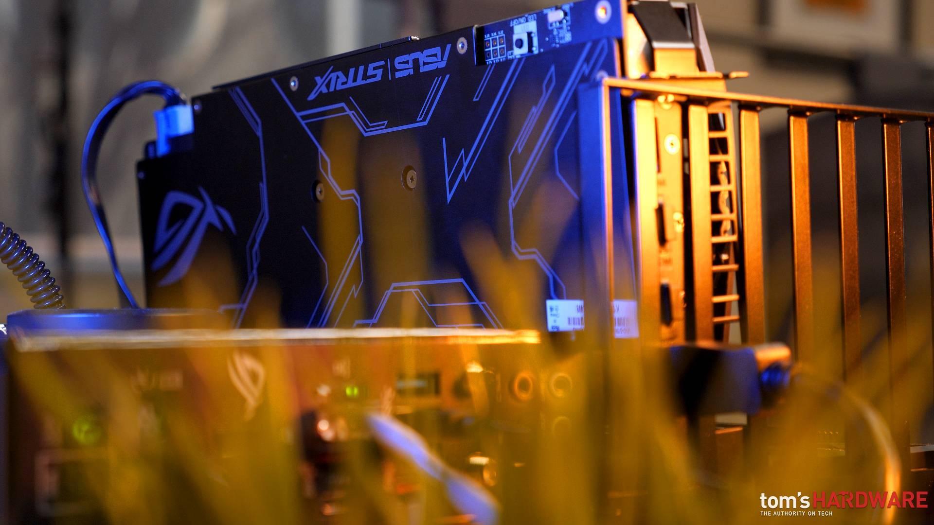 Asus ROG Strix GeForce GTX 1660 Ti OC Edition