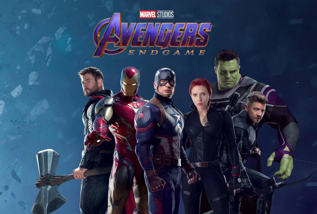 Avengers Endgame immagine ufficiale