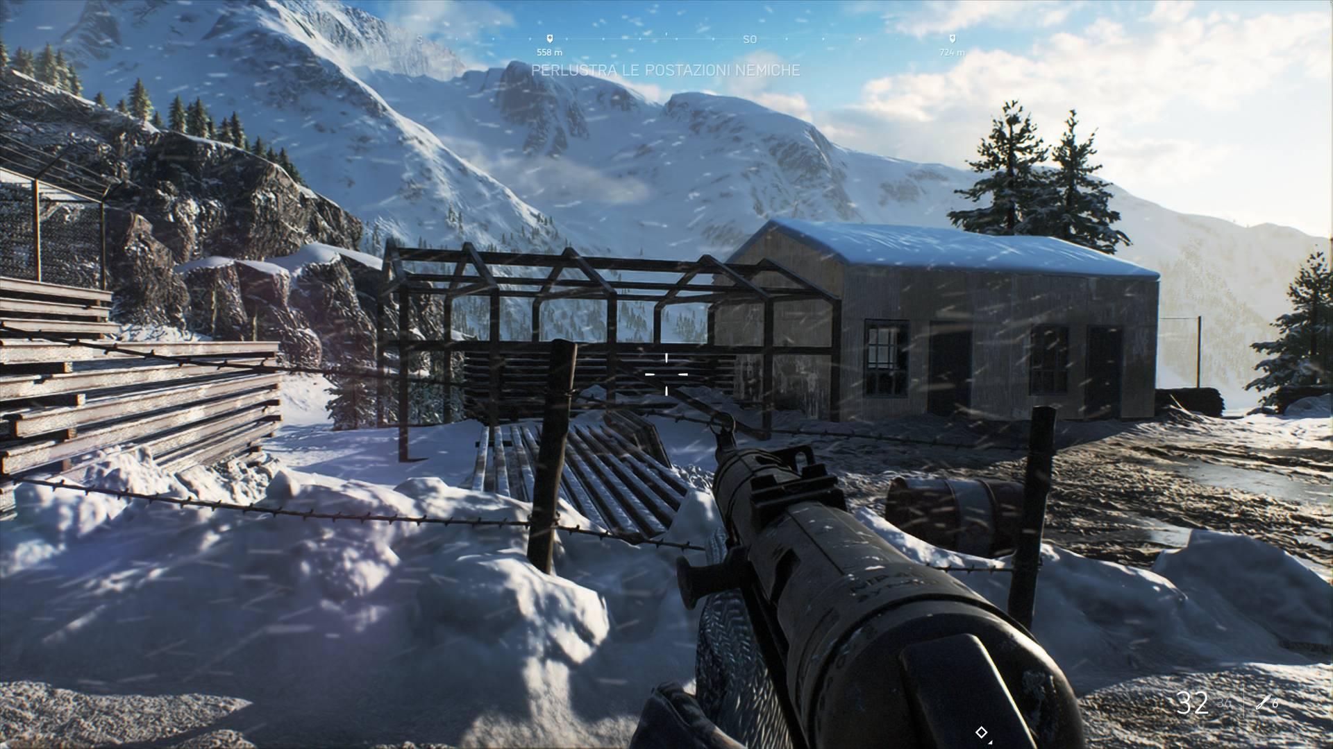 Battlefield V immagini DLSS
