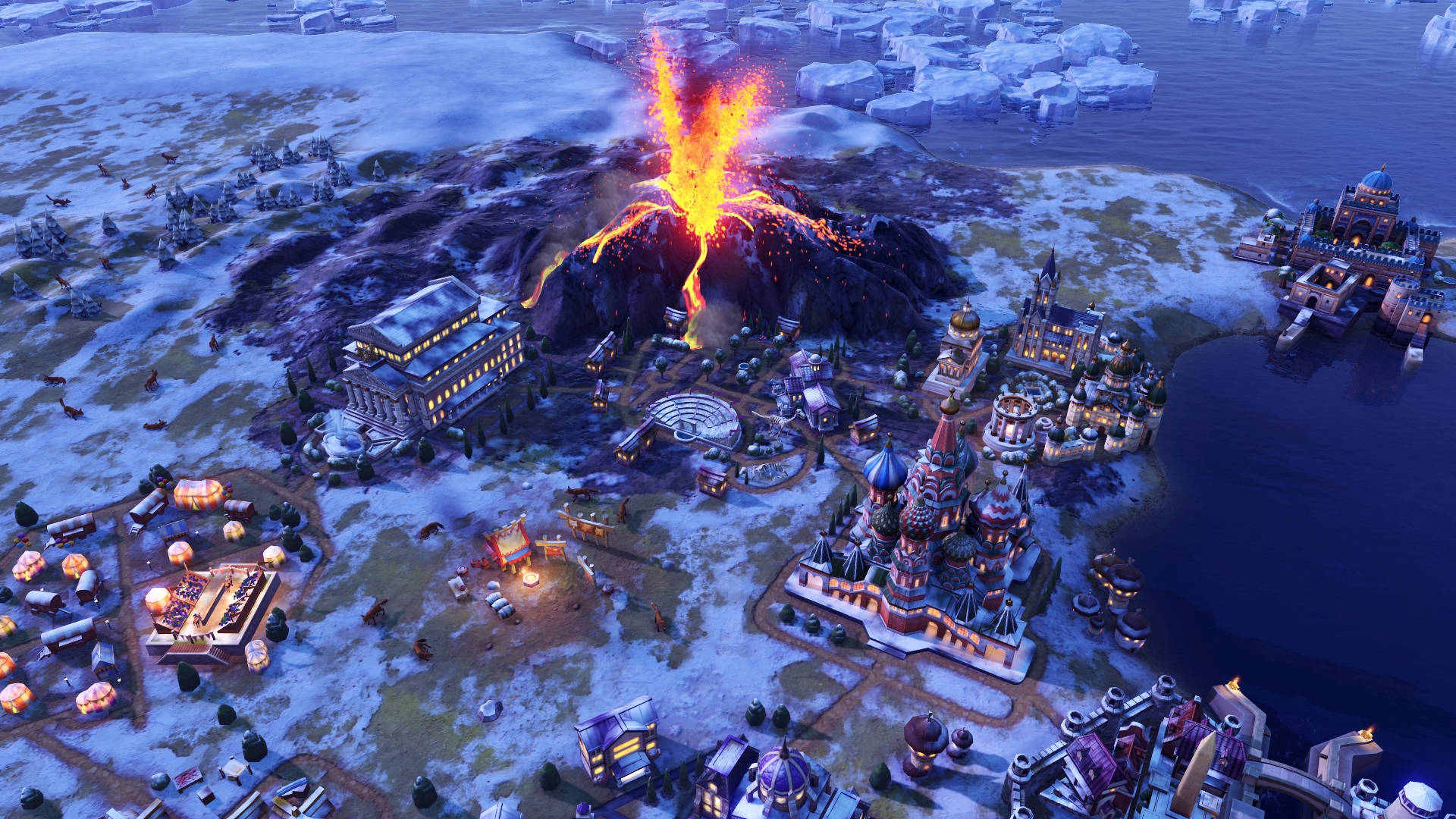 Civilization VI - Gathering Storm Copertina