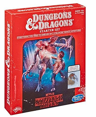 D&D Stranger Things