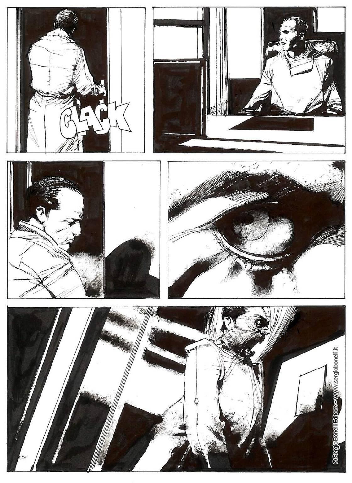 Dylan Dog, ciclo della meteora