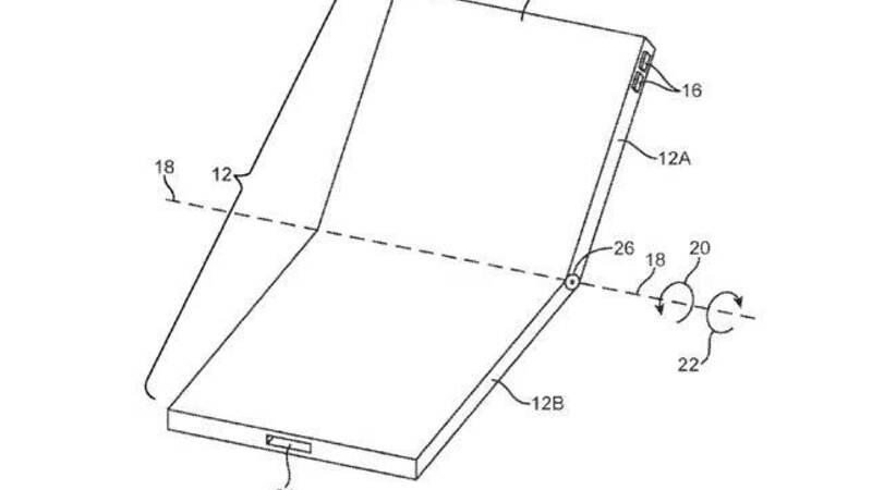 iPhone, anche Apple pronta allo smartphone pieghevole?