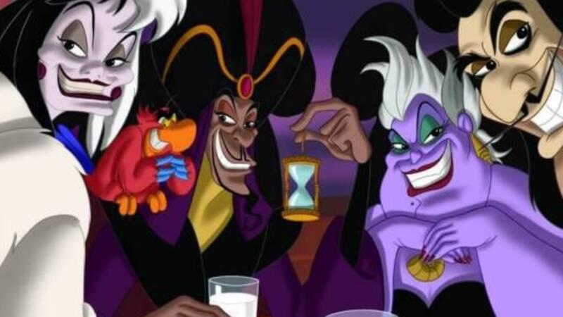 Disney Villains è La Nuova Serie Televisiva Sui Cattivi Del Mondo