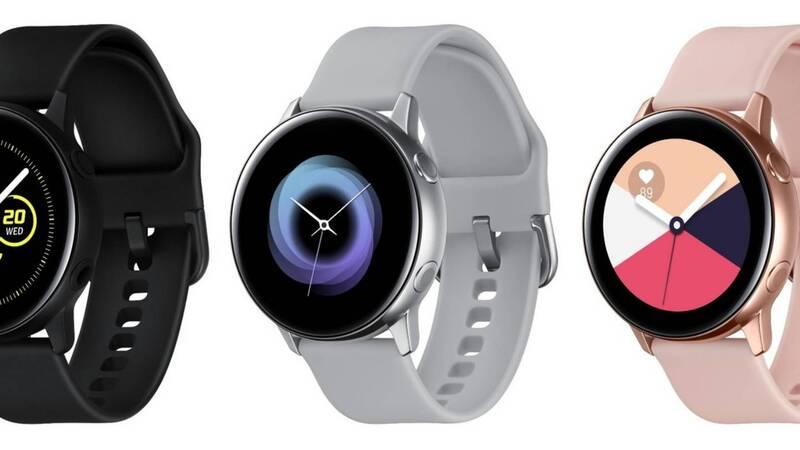 Galaxy Watch Active, ecco lo smartwatch che misura la pressione sanguigna