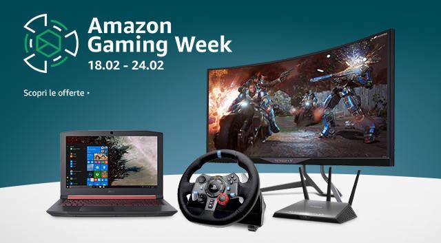 Gaming Week Febbraio 2019