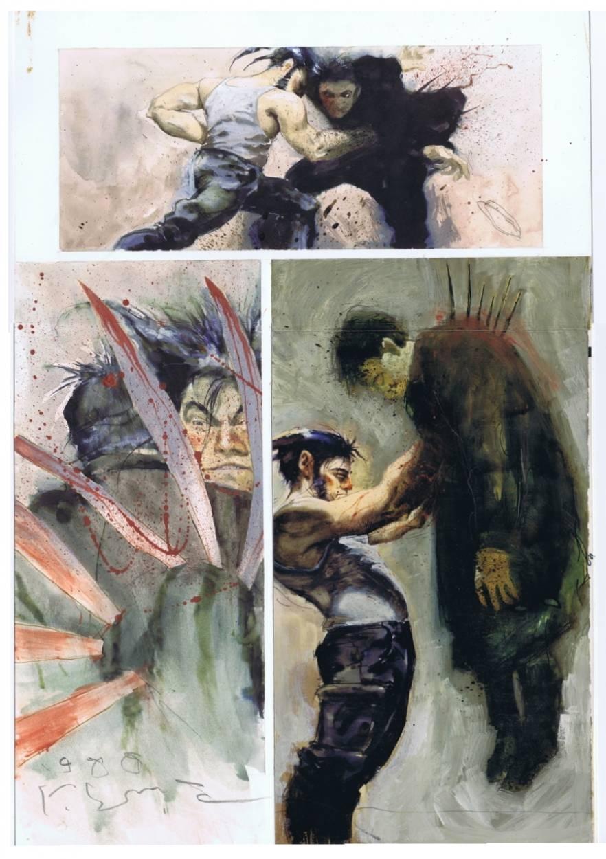 Havok & Wolverine Fusione