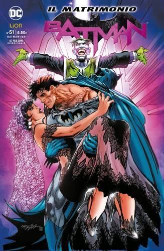 Il matrimonio di Batman