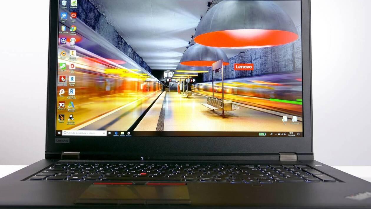 Recensione Lenovo ThinkPad P72, la workstation ideale per