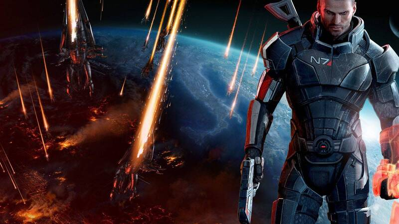 Il Buco Nero fotografato dall'EHT ci riporta ai tempi di Mass Effect