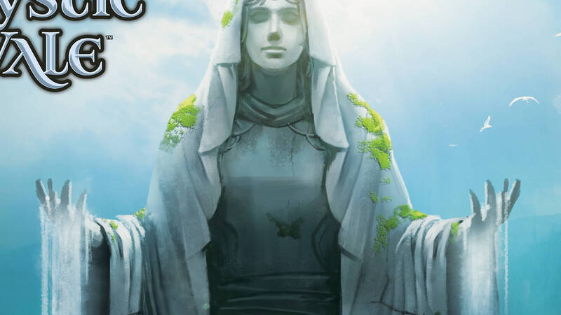 Nomad Games e AEG insieme per l'edizione digitale di Mystic Vale
