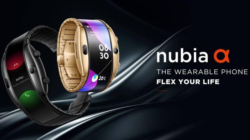 Nubia Alpha debutterà in Europa il 25 aprile