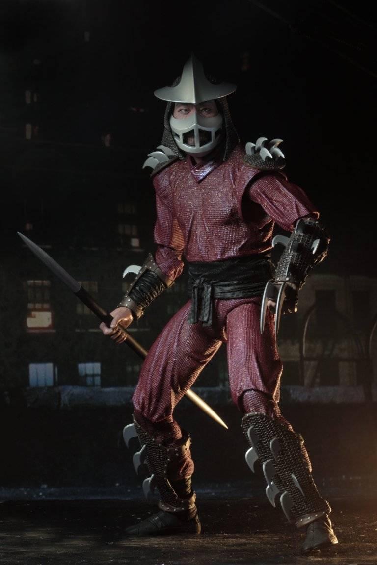 Shredder Neca 1990 action figure
