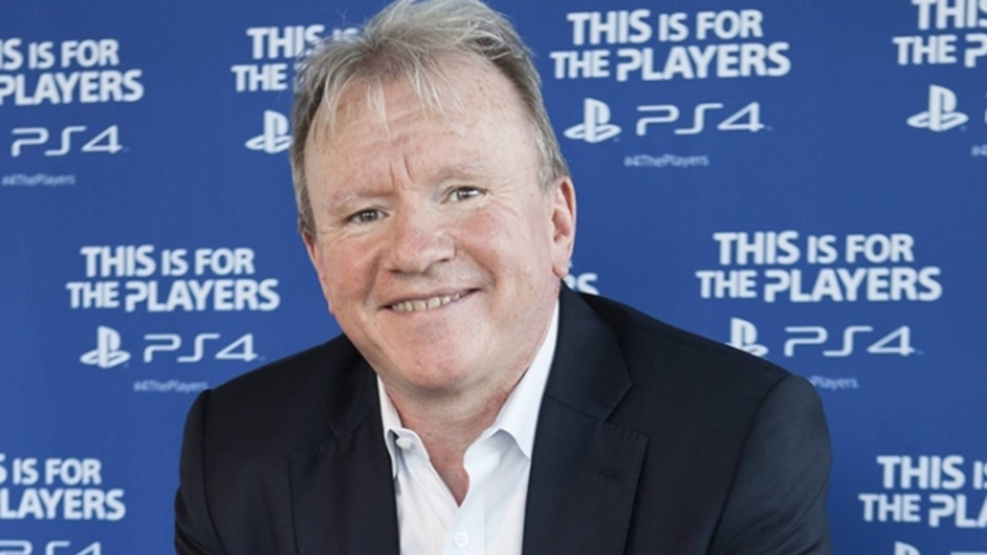 Sony Interactive Entertainment President CEO Jim Ryan (aprile 2019)