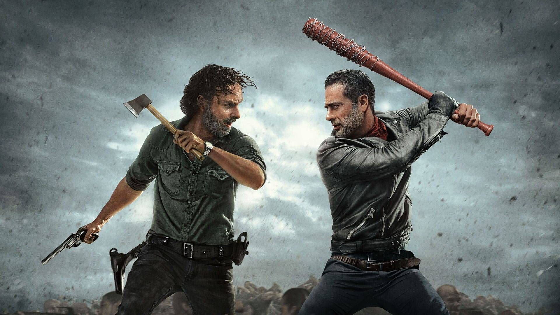 The Walking Dead copertina