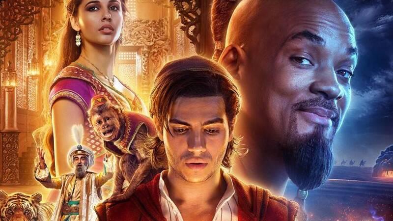 Aladdin: Disney rilascia il nuovo trailer del live action