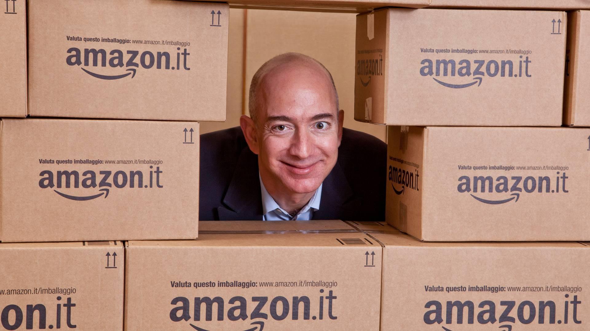 Amazon copertina