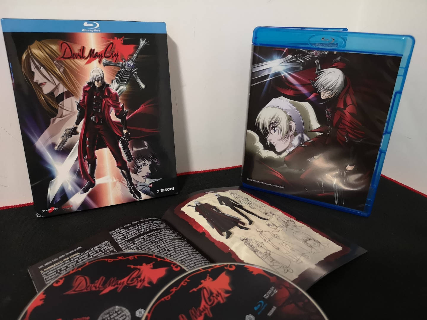 Anime di Devil May Cry