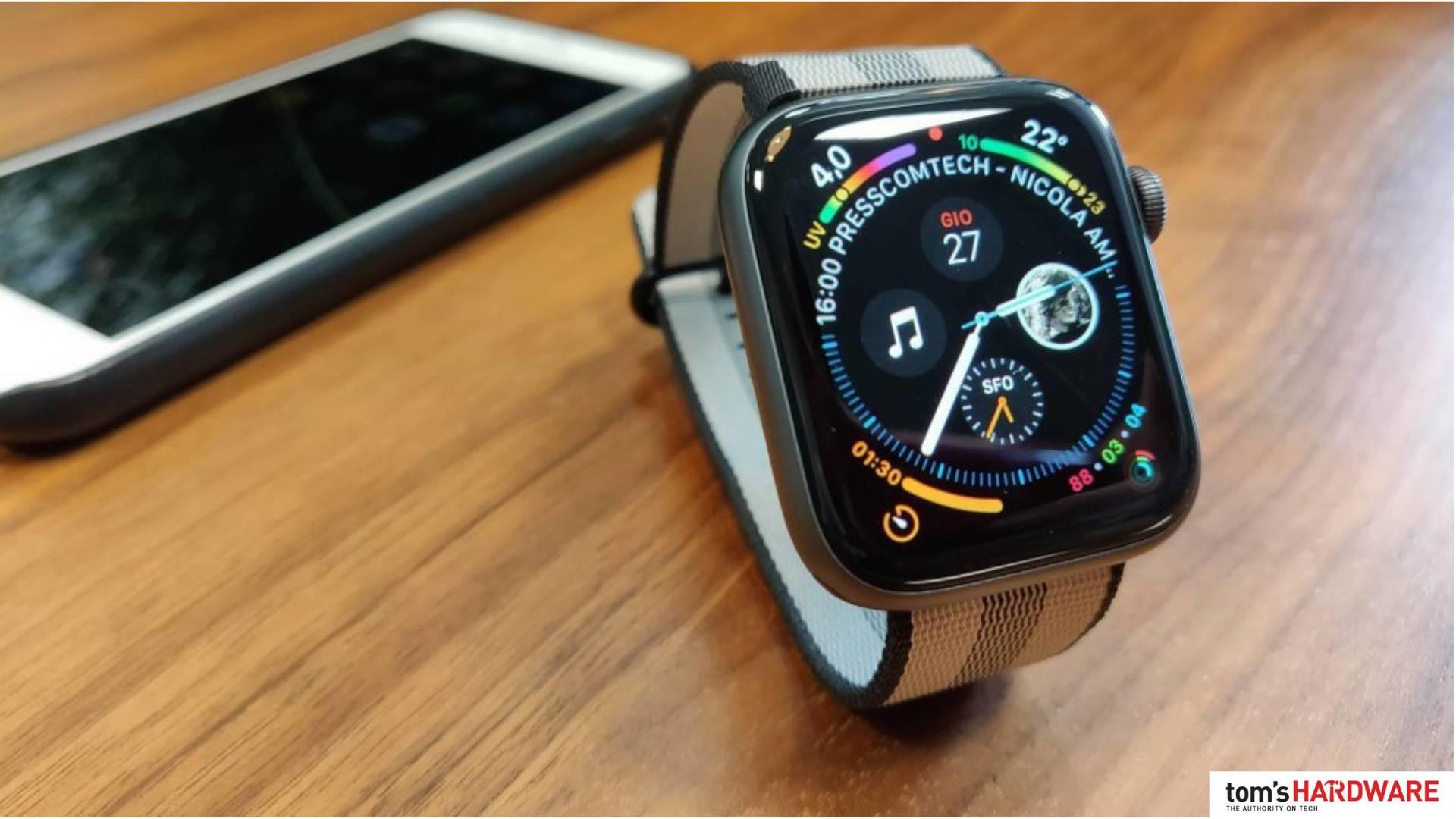 Apple Watch copertina