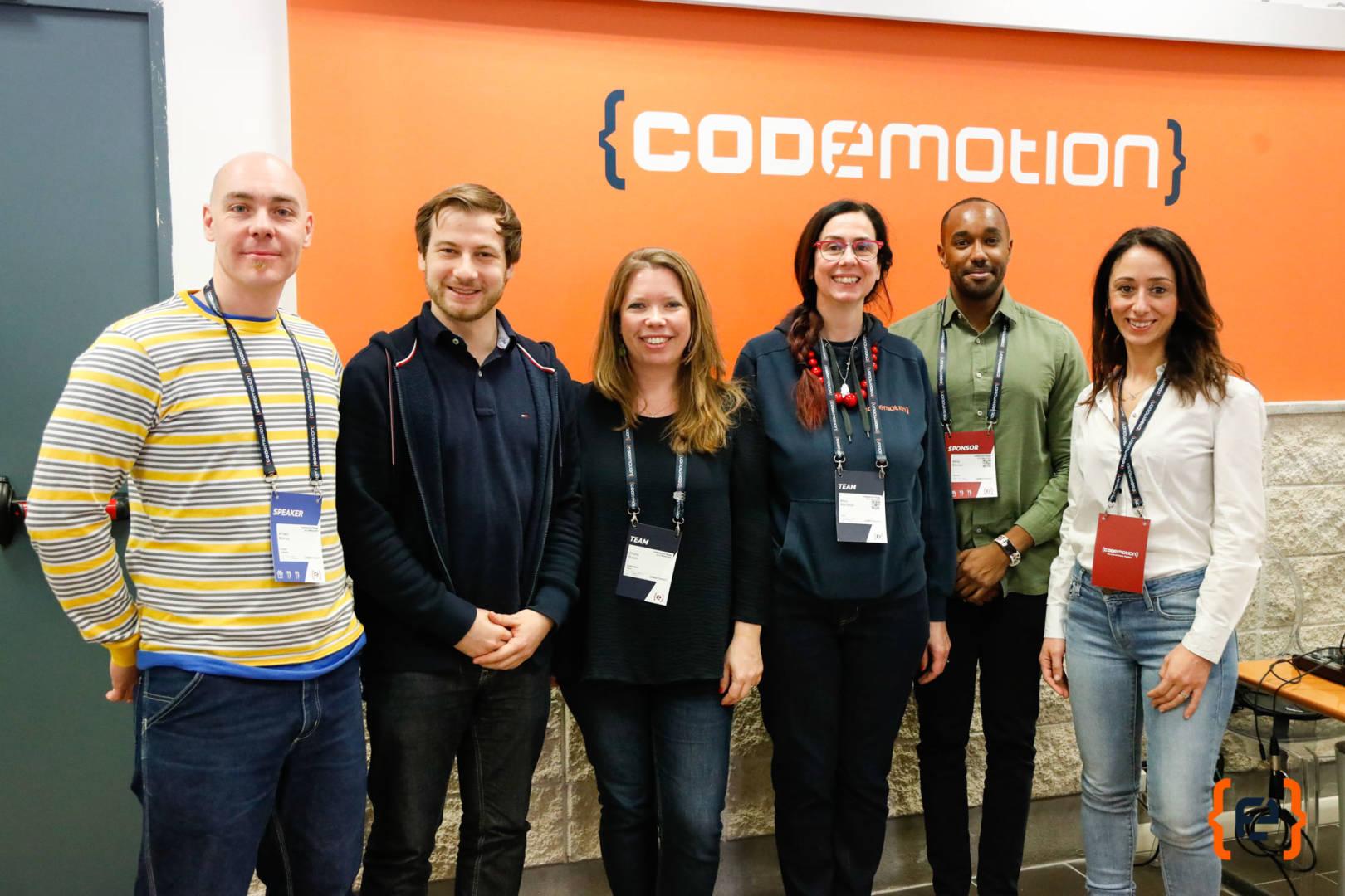 Codemotion 2019 partnership