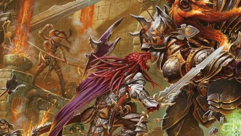 Il film di Dungeons & Dragons riceve una nuova sceneggiatura