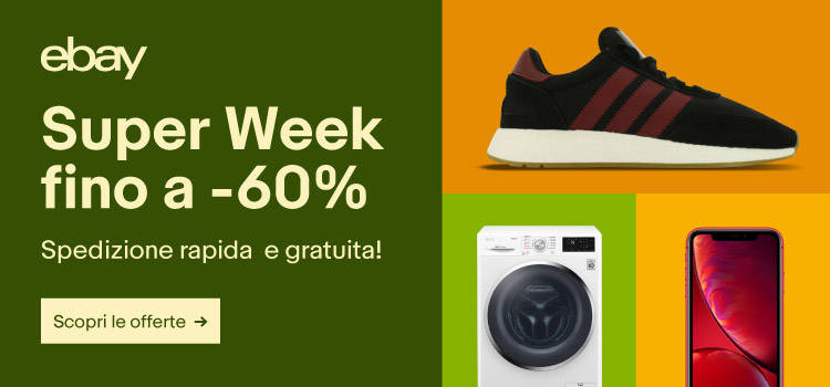 eBay Super Week