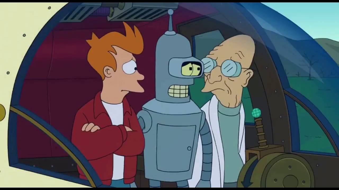 Futurama - Fry il ritardatario